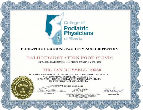 College of Podiatric Physician Accreditation